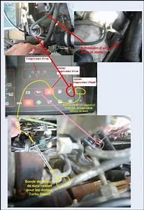 Peugeot J5 Temperature Moteur