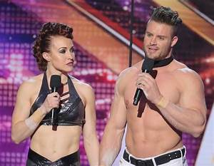 America's Got Talent Act Goes Wrong: Wife of Acrobatic Duo ...