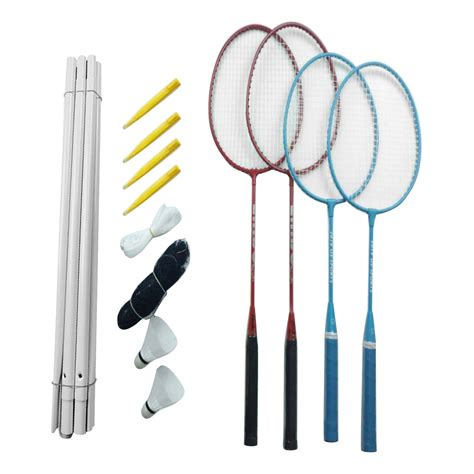 foto de Badminton set portable outdoor badminton combination set