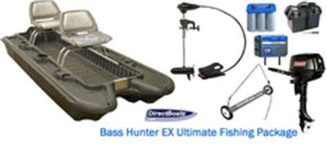 Bass Hunter Ex Fishing Boat by Bass Hunter Ex Boat