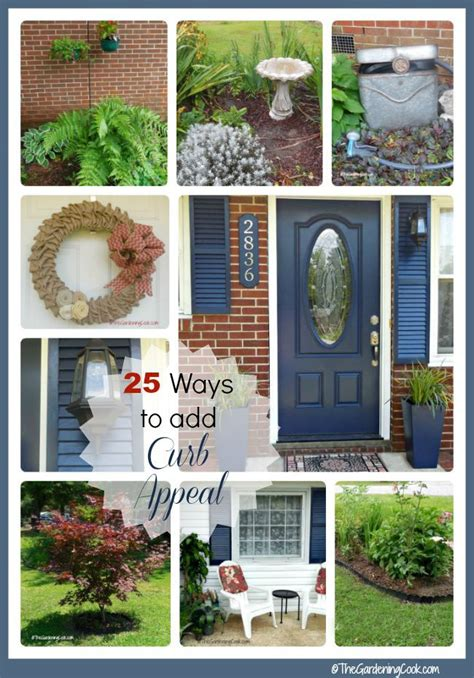 Create Curb Appeal Using These 22 Tips  Gardens, Sodas