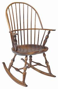 Windsor Rocker from DutchCrafters Amish Furniture