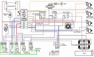220 Volt Relay Switch Wiring Diagram  Vehicle  Vehicle Wiring Diagrams