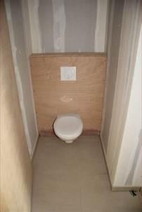 Enlever Carrelage Sur Placo : pose carrelage sur bois peint et placo peint 15 messages ~ Dailycaller-alerts.com Idées de Décoration