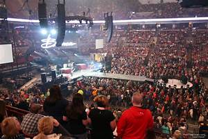 Club Level Side Schottenstein Center Concert Seating