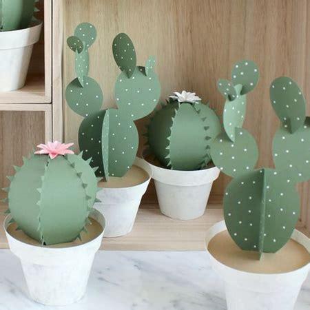 home dzine craft ideas prickly cactus crafts