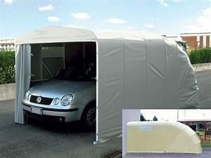 Garage Pour Voiture : garage box abri adossable pour voiture ~ Voncanada.com Idées de Décoration