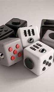 Fidget Cube 3D model | CGTrader