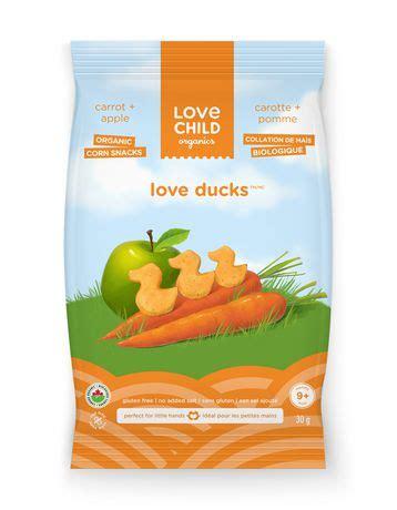 Organic Ducks Snack 30g child organics ducks organic corn snacks