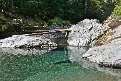 Olympic Staircase National Peninsula Hikes Park Into