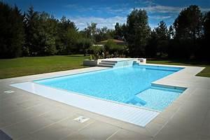 piscine moderne meilleures images d39inspiration pour With exceptional amenagement exterieur maison moderne 15 jardins idee decoration jardins et amenagement domozoom