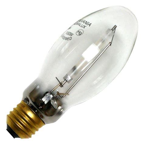 high sodium light bulb sylvania 67506 lu100 med high pressure sodium light bulb