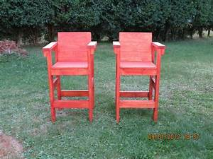 Deck Stools made from 2x4's - # 001 - YouTube