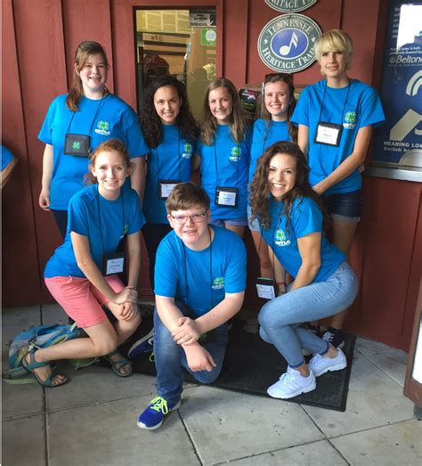 clark county   leadership clubs attend national