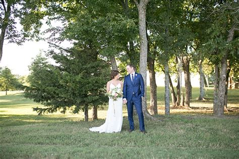 Intimate Romantic Backyard Wedding