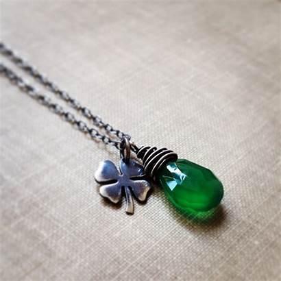 Handmade St Jewelry Pieces Patrick Necklace Patricks