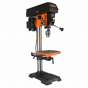 WEN 12 in Variable Speed Drill Press-4214 - The Home Depot