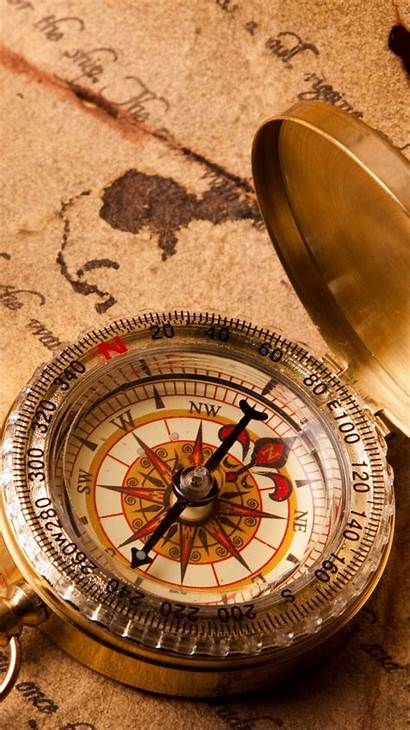Iphone Compass Wallpapers Retro Bing Antique Ilikewallpaper