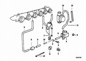 Original Parts For E36 M3 3 2 S50 Cabrio    Engine   Vacuum