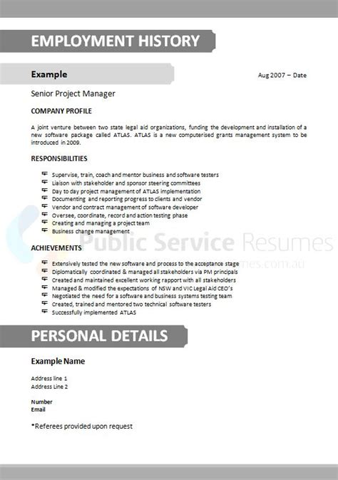 Successful Resumes Canberra by At Least One Other Person Edit Your Essay About