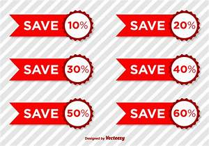 Product Discount Vector Tags - Download Free Vector Art ...