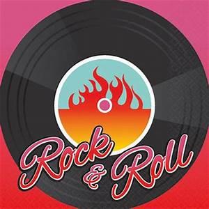 Rock N Roll Deko : cocktail servietten 50er jahre rock n roll ~ Bigdaddyawards.com Haus und Dekorationen