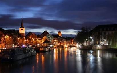 Strasbourg Resolution Colors Widescreen Pixel4k