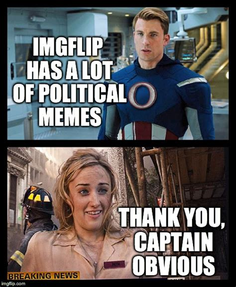 Thanks Captain Obvious Meme - thank you captain obvious imgflip