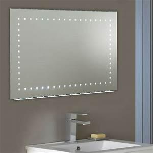 miroir salle de bain leroy merlin meilleures images d With carrelage adhesif salle de bain avec miroir eclairant led