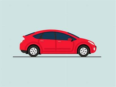 Gifs Giphy Transform Animated Cars Bike Animation