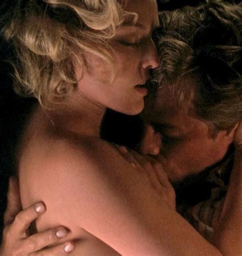 Virginia Madsen Nude Sex Scene In The Hot Spot Movie Free Video