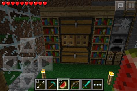 Minecraft Pocket Edition Bathroom Ideas by Shelves Ii Minecraft Furniture