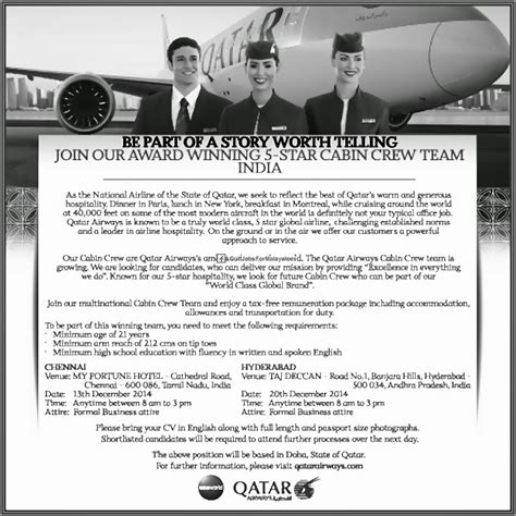 cabin crew vacancies uk cabin crew vacancies gulf for malayalees