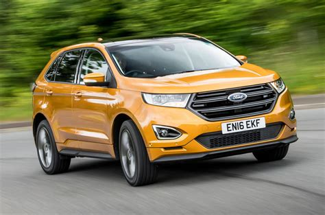2016 Ford Edge 2.0 Tdci 180 Sport Review Review