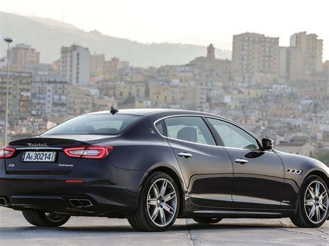 2018 Maserati Quattroporte Sedan Lease Offers