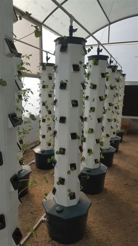 Tower Garden System Octa Garden   Agriculture in India