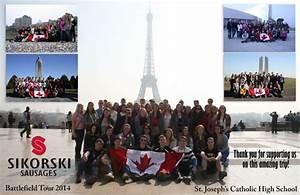 St. Joseph's Catholic High School - Europe Trip 2014 ...
