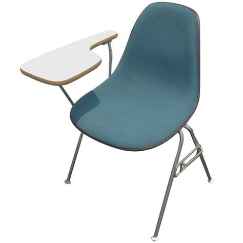 1 eames teal fabric fiberglass side shell chair ebay
