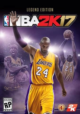 Kobe Bryant Will Be Part Of The NBA 2K17 Video Game | Vibe