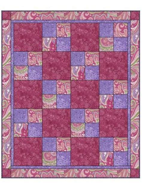 3 fabric quilt patterns sew 3 yard quilt 091124 b quilt ideas