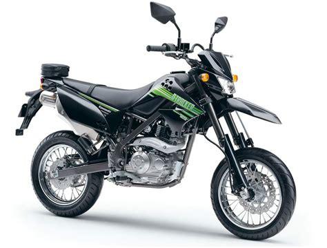 Kawasaki Klx 125 by Kawasaki Klx 125 D Tracker