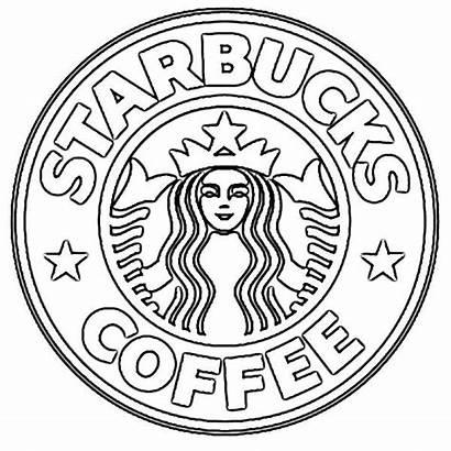 Starbucks Coloring Pages Coffee Drawing Printable Tlingit