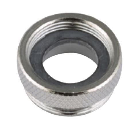 faucet aerator adapter faucet aerator adapter gt small 3 4 27 x 55 64