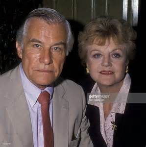 Picture of Angela Lansbury and Peter Shaw Husband