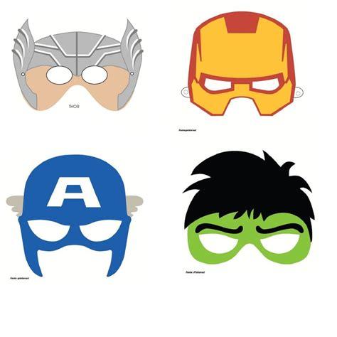 Mascaras Vingadores no Elo7 Brl Flex Festas (78A08F)