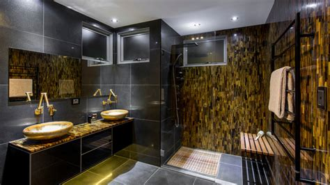 ideas  add gold   bathroom home