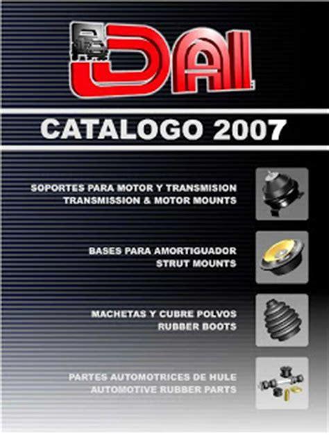manuales de mecanica automotriz by autorepair soft catalogo soportes bases amortiguador y