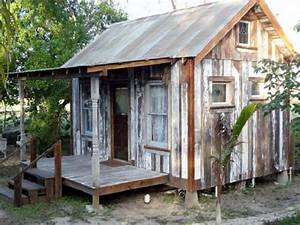 Salvaged Wood Sheds • Nifty Homestead