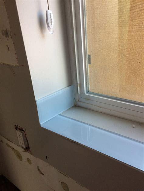 window kitchen frame around glass bottom yes don tile blacksplash would 3rd think
