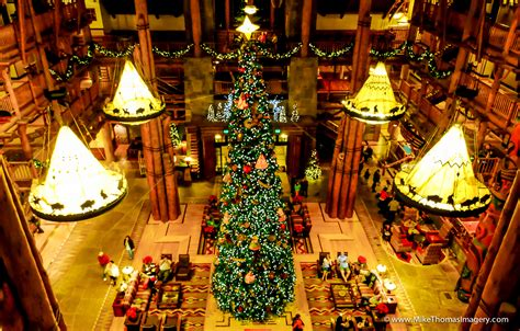 fort wilderness lodge christmas decorations
